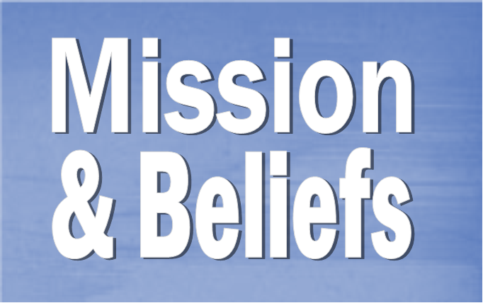 Mission&Beliefs button
